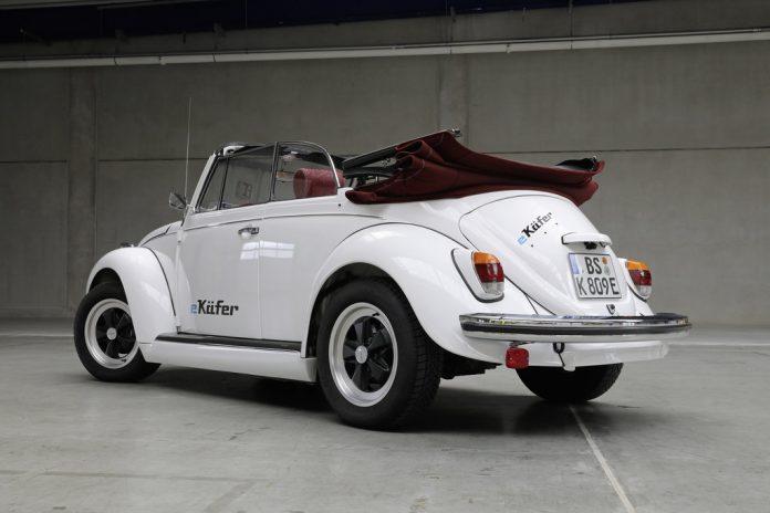 VW Fusca elétrico