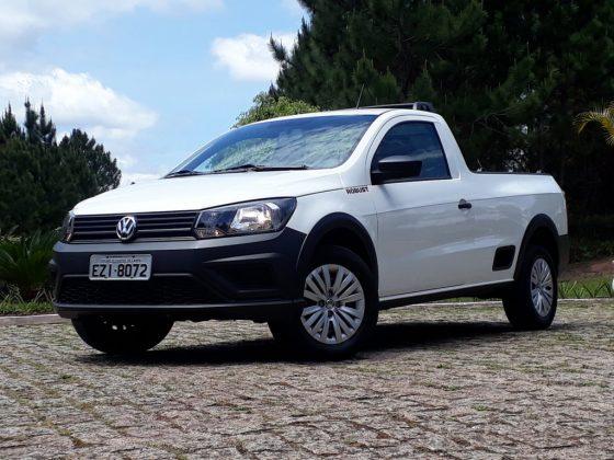 VW Saveiro Robust