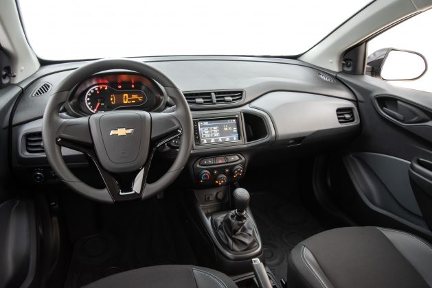 Chevrolet Joy Plus