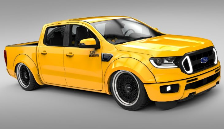 Ford Ranger Tjin Edition