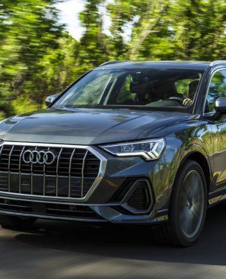Novo Audi Q3