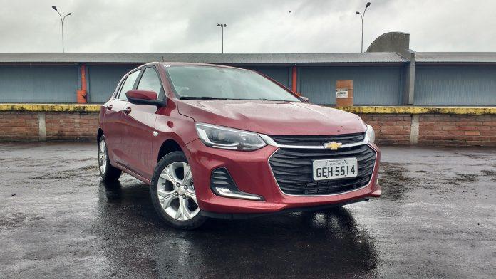 Chevrolet Onix registrou queda de 21% no preço do seguro