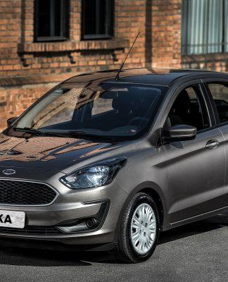 Ford Ka Hatch 2020