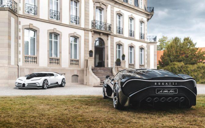 Bugatti Divo terá produção de 40 unidades