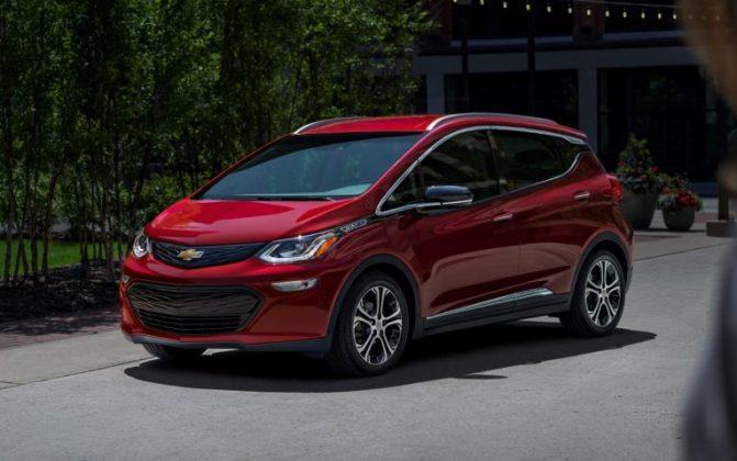 Chevrolet Bolt EV 2020 chega ao Brasil em fevereiro
