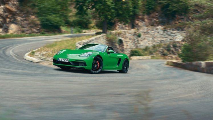Porsche Boxster GTS 4.0.