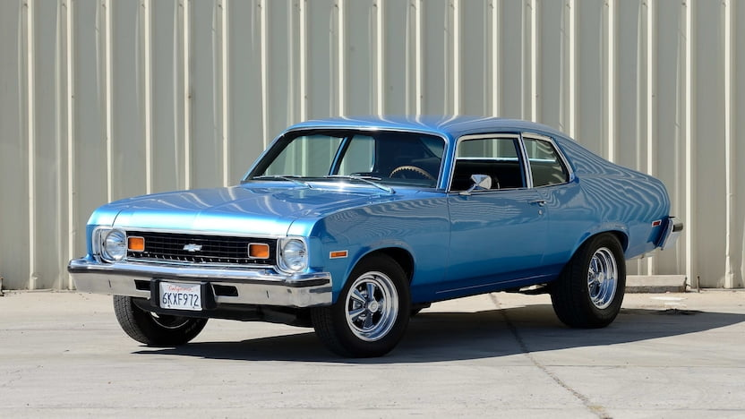 Velozes e Furiosos 9: Chevrolet Nova SS 1974