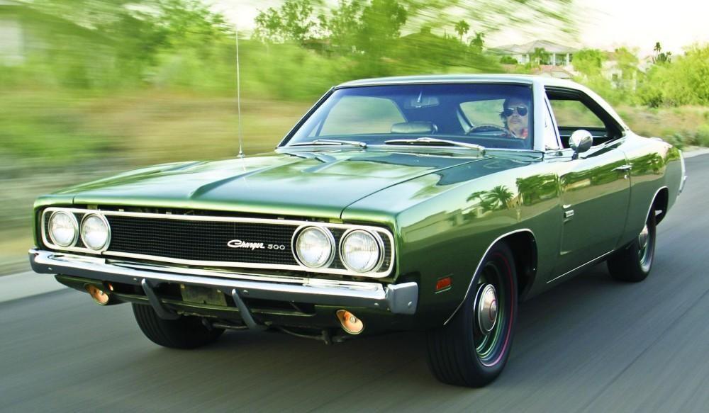 Velozes e Furiosos 9: Dodge Charger 500 1968