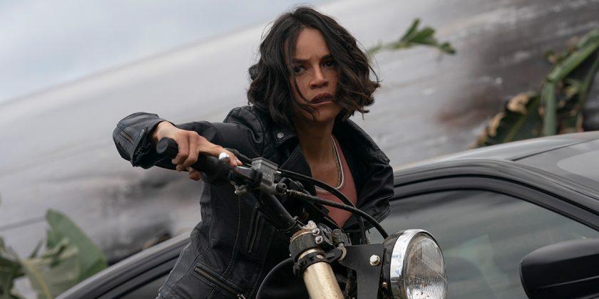 Letty, personagem de Michelle Rodriguez