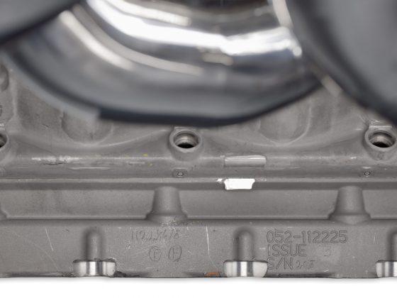 Motor que deu título da F-1 a Schumacher vai a leilão