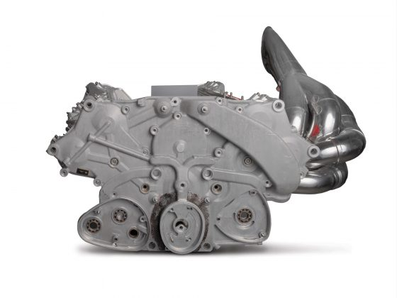 Motor da Ferrari F2003-GA