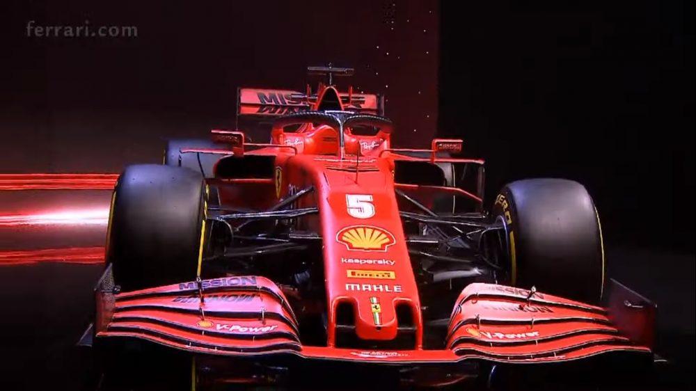 Com o SF1000, a Ferrari tenta voltar ao topo da F1