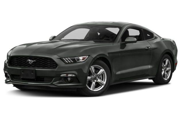 Velozes e Furiosos 9: Ford Mustang 2017