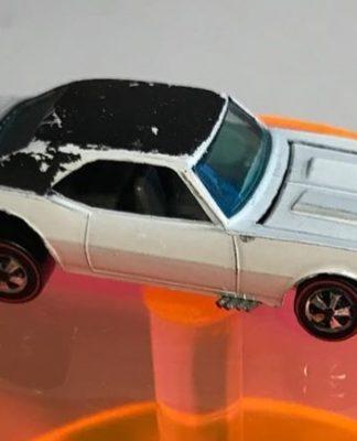 O Camaro de brinquedo avaliado em R$ 400 mil