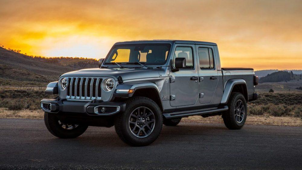 Velozes e Furiosos 9: Jeep Gladiator 2020