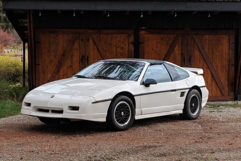 Velozes e Furiosos 9: Pontiac Fiero 1988