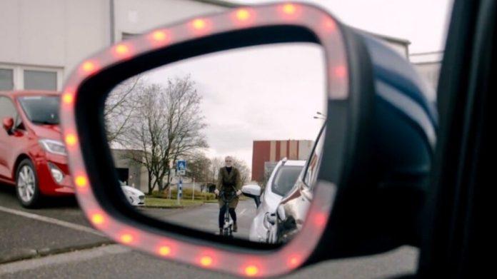 Ford apresenta sistema que evita acidente com ciclistas