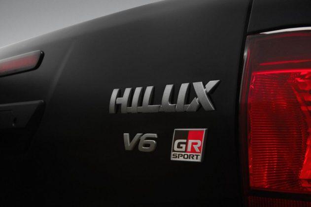 Nova Toyota Hilux GR-S