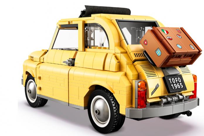 Fiat Lego 500