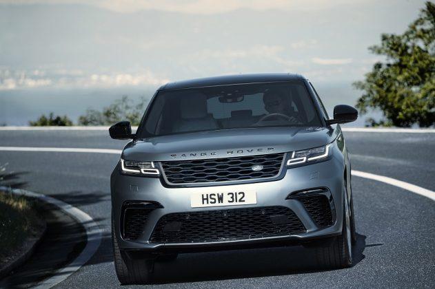 Novo Range Rover Velar