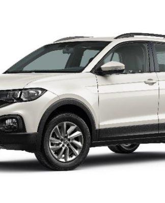 Problemas nos amortecedores dianteiros fizeram a montadora convocar recall do VW T-Cross