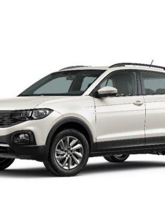 Volkswagen T-Cross Sense 2021, um dos principais carros para PCD: nova lei restringe acesso a benefício e aumenta IPVA