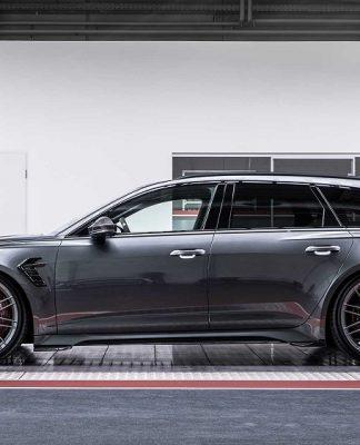 Audi RS6 é nova máquina da ABT