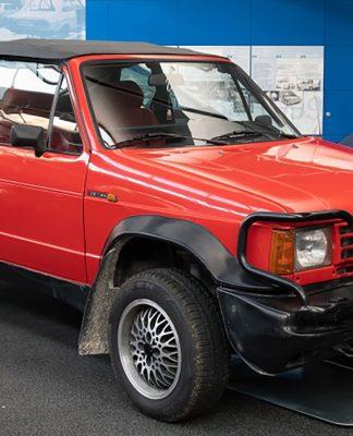 Volkswagen Golf 4x4