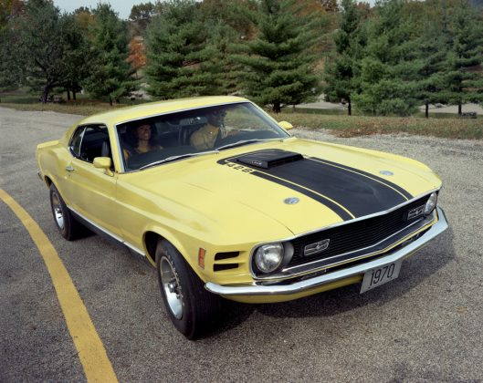 Ford Mustang 1970 (5)