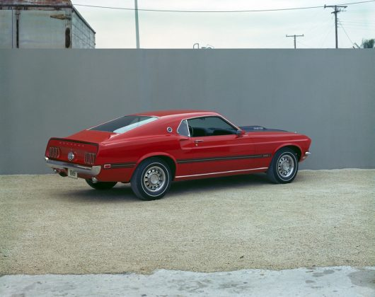 Ford Mustang Mach 1 1969 (10)