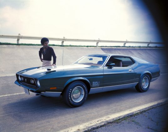 Ford Mustang Mach 1 1971 (3)