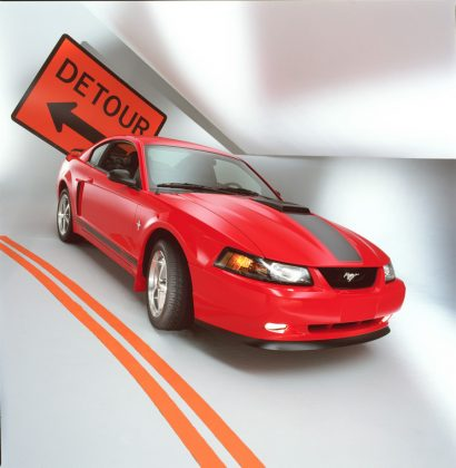 Ford Mustang Mach 1 2003 (7)