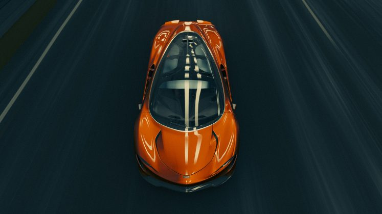 Forza Horizon 4 McLaren Speedtail