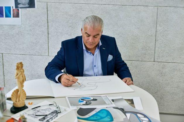 Frank Stephenson trabalhou como designer da McLaren e BMW