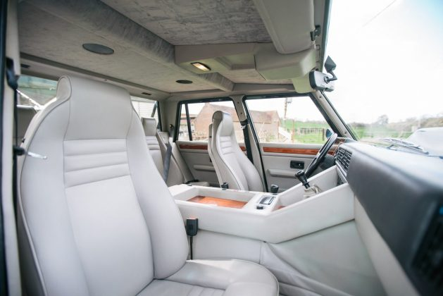 Ancestral do Lamborghini Urus