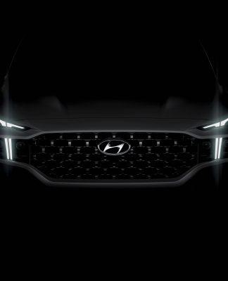 Novo Hyundai Santa Fe