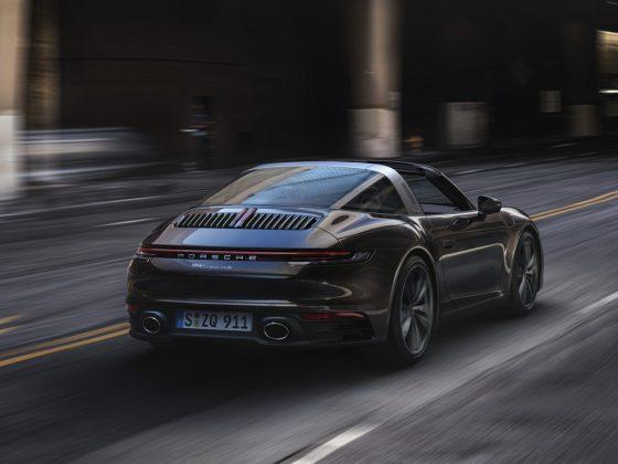 Porsche 911 Targa 4 e 911 Targa 4S (9)