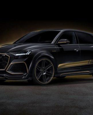 Audi RSQ8 Manhart Performance (6)