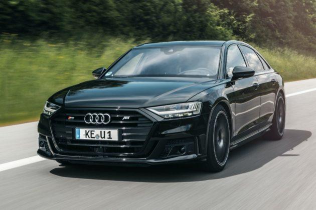 Audi S8 2020 ABT