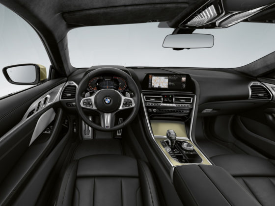 BMW Série 8 Golden Thunder Edition (5)