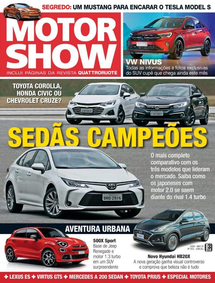 revista motor show