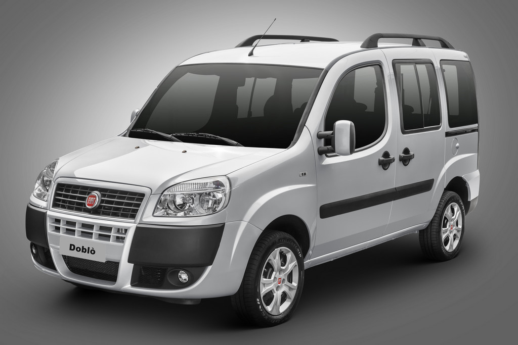 Fiat Doblò Essence 2021
