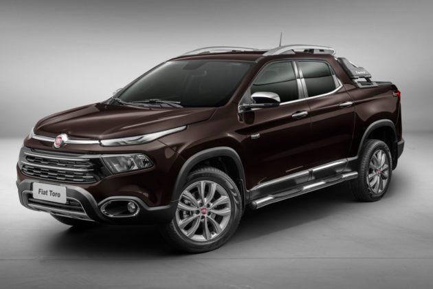 Novo Fiat Toro 2021