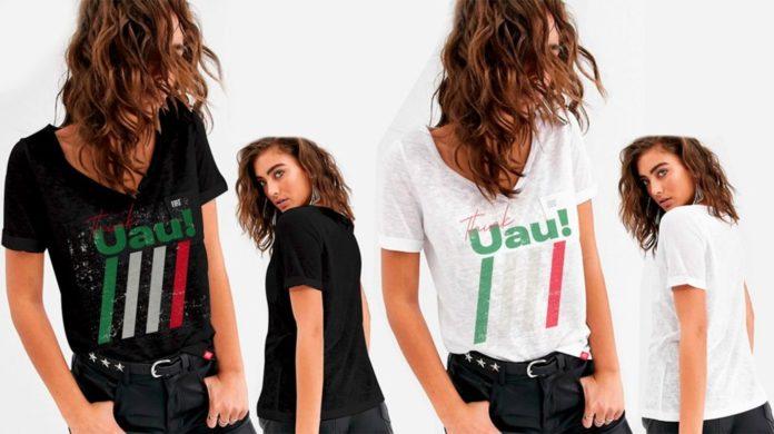 Nova coleção de moda da Fiat