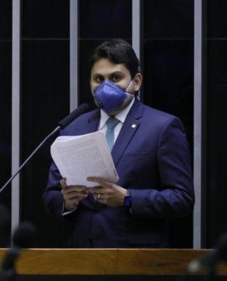 O deputado Juscelino Filho (DEM-MA), relator do novo Código de Trânsito