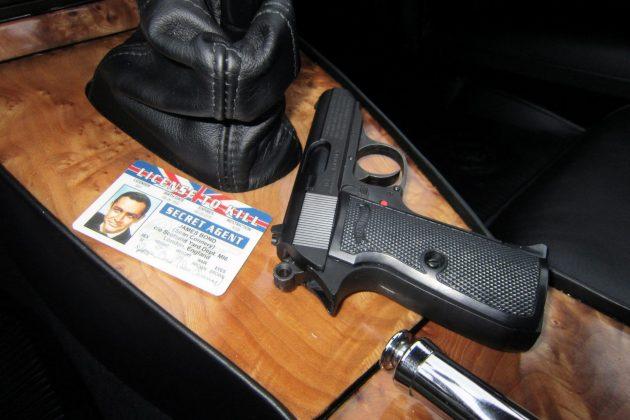 AS armas não estão incluídas na venda