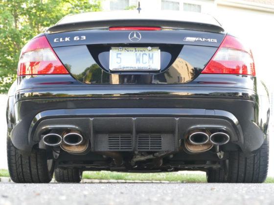 Mercedes-Benz CLK 63 AMG Black Series1 (5)