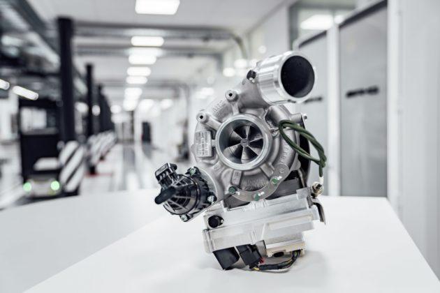 turbo elétrico