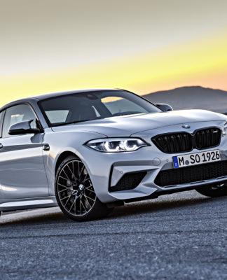BMW M2 Competition chega ao Brasil por quase meio milhão de reais