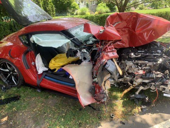 Toyota Supra acidente (5)